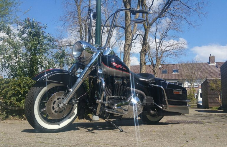 Harley-Davidson Road King-18